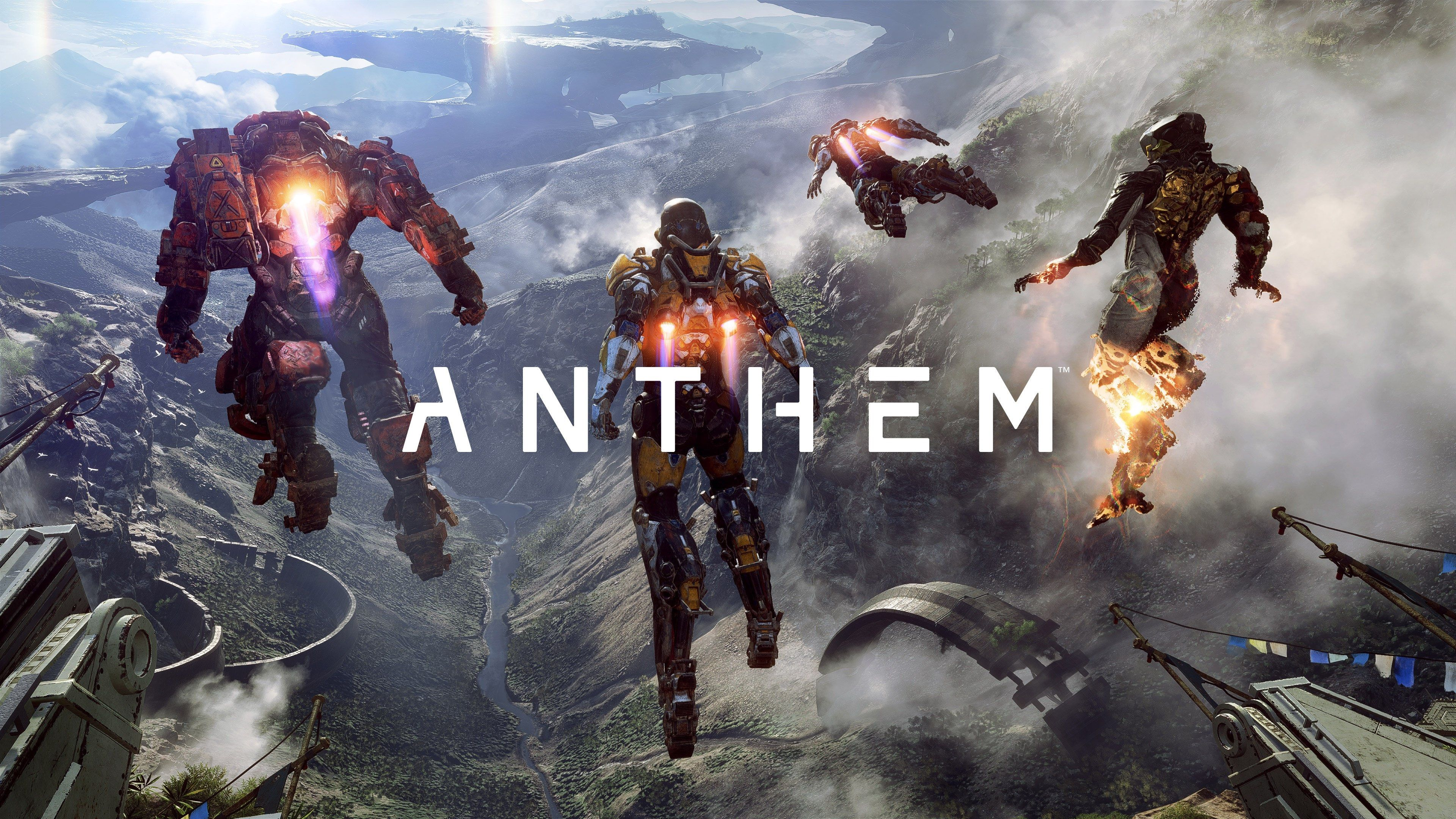 3840x2160 Anthem 4k Hd Wallpaper Download For Pc Anthem In