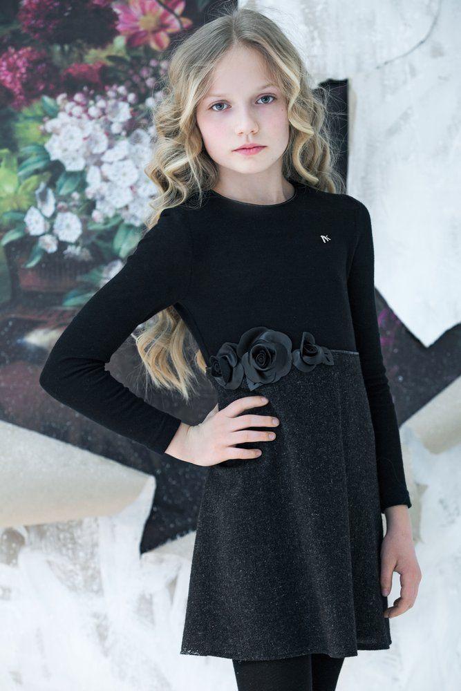 Осень Зима 2014 2015 Glamour Papilio Kids Fashion