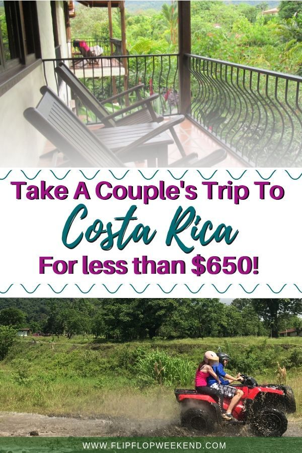 How To Enjoy A 6 Day Vacation in Costa Rica for less than ...