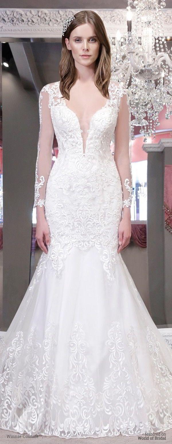 Winnie Couture 2016 Wedding Dresses Diamond Blush Label Collection