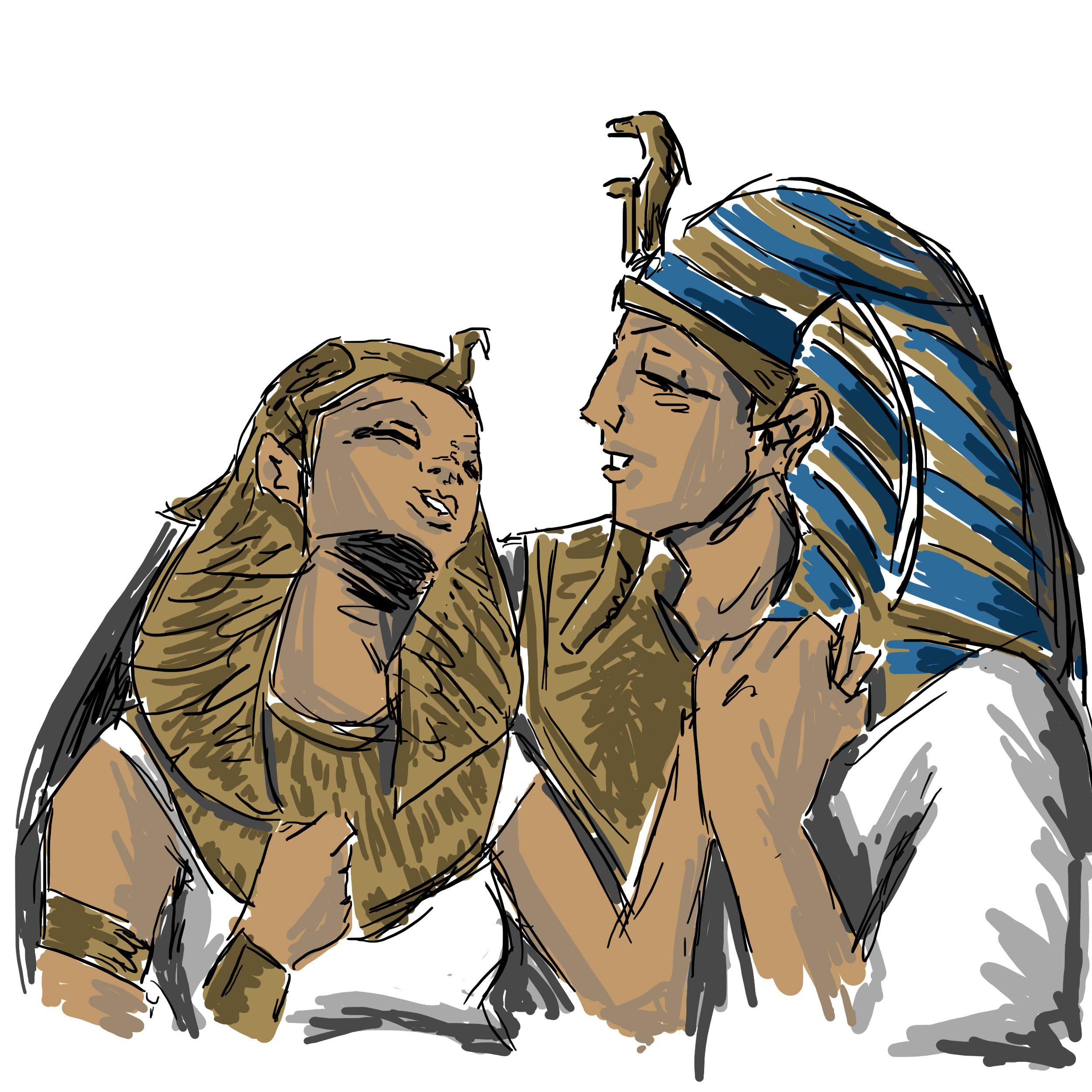 pharaon love