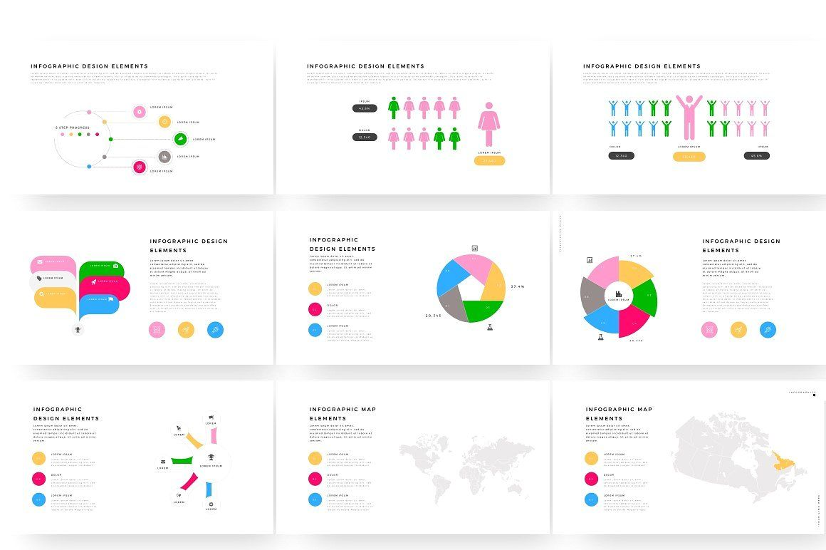 Sharon Powerpoint Template With Images Keynote Template