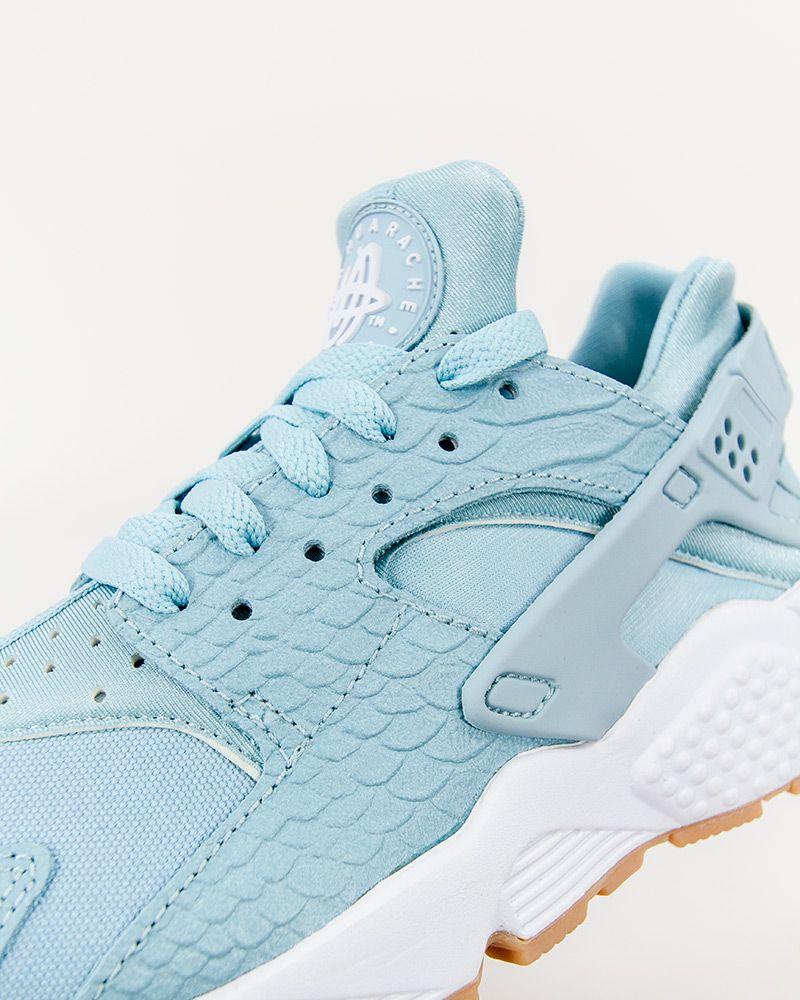 056607257d6c Nike Wmns Air Huarache Run SE - 859429-400 - Mica Blue Mica Blue-Gum  Yellow-White