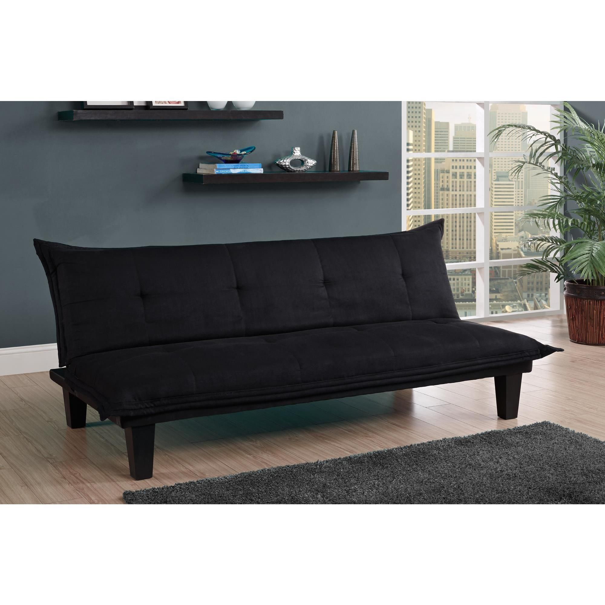 Dhp Lodge FutonblackIn 2019Products Refurbished Sofa H2DeWE9YIb