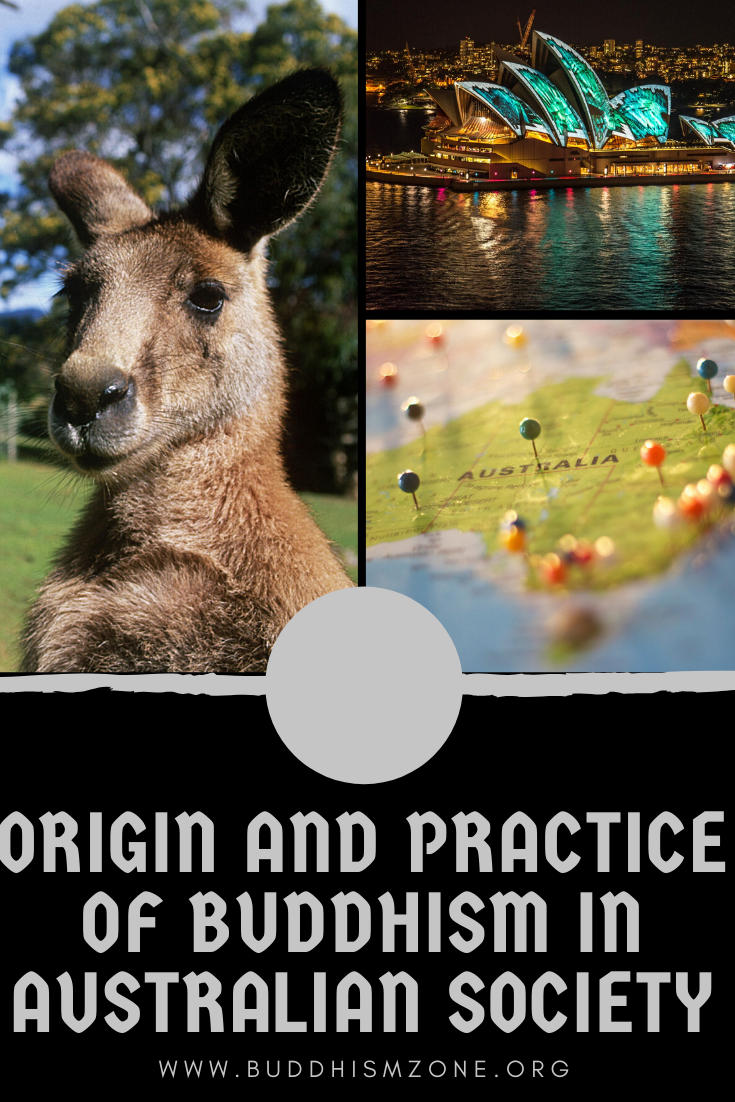 ORIGIN AND PRACTICE OF BUDDHISM IN AUSTRALIAN SOCIETY ...