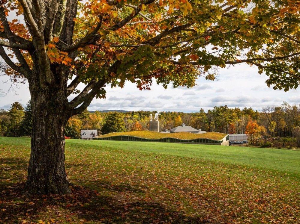 Planta de Energía de Biomasa / Centerbrook Architects and Planners. Lakeville, Connecticut, Estados Unidos