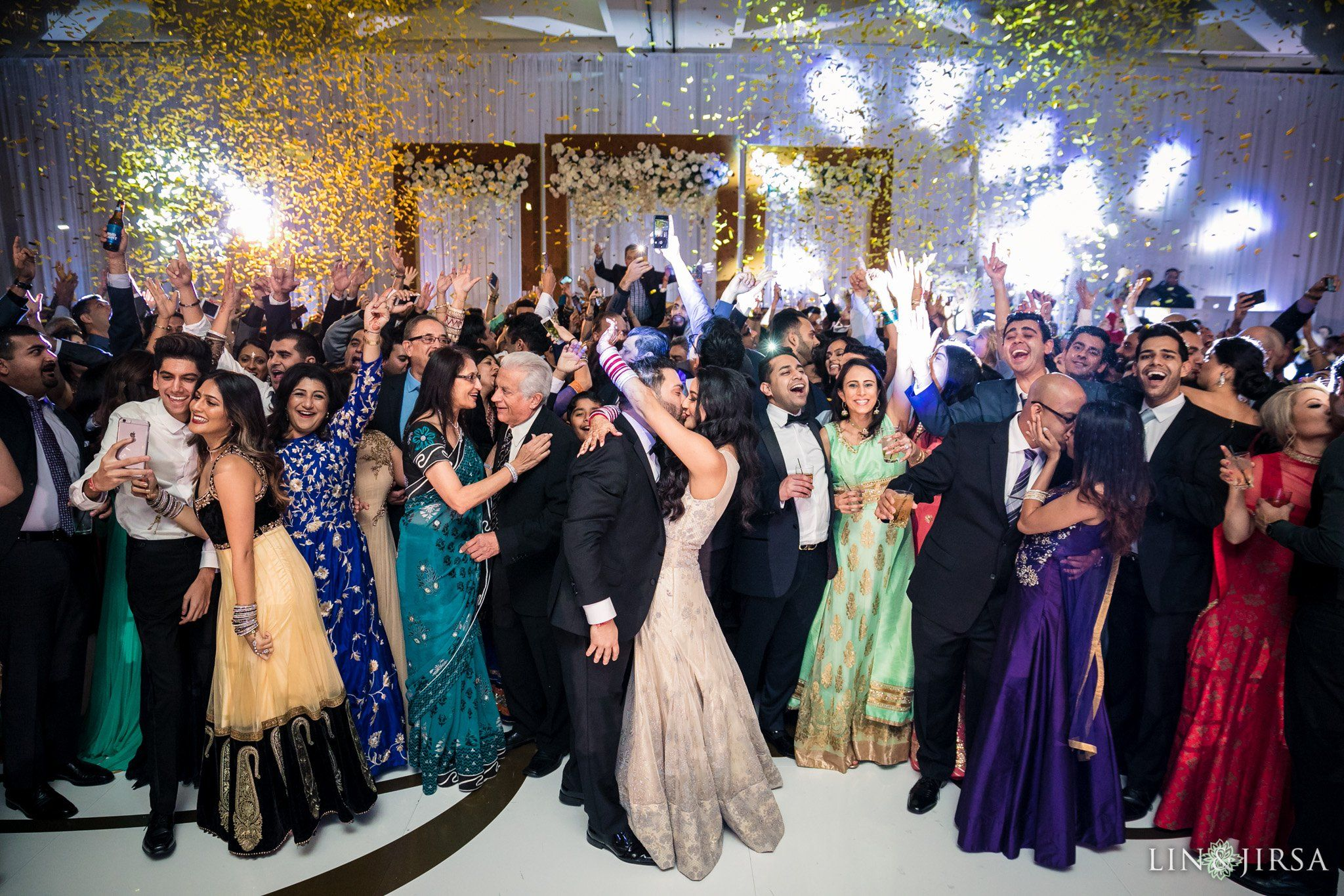 Hotel Irvine New Year S Eve Indian Wedding With Images Indian