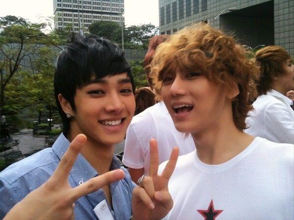 GiKwang & JS of Beast