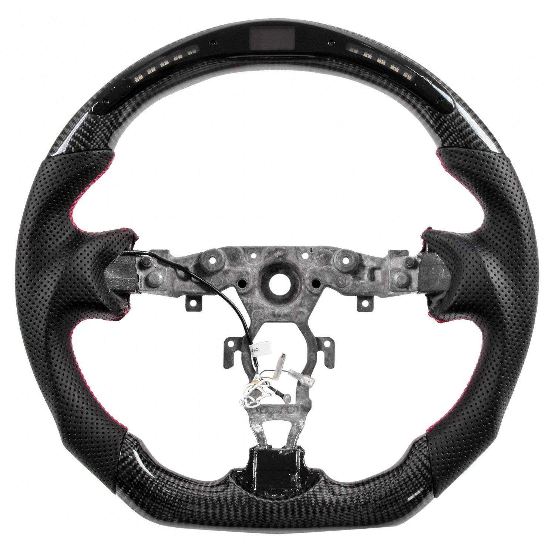 Vicrez Custom Carbon Fiber Steering Wheel Led Dash Vz101789 Nissan 370z Maxima Sentra Juke Nissan 370z Nissan Nissan Maxima