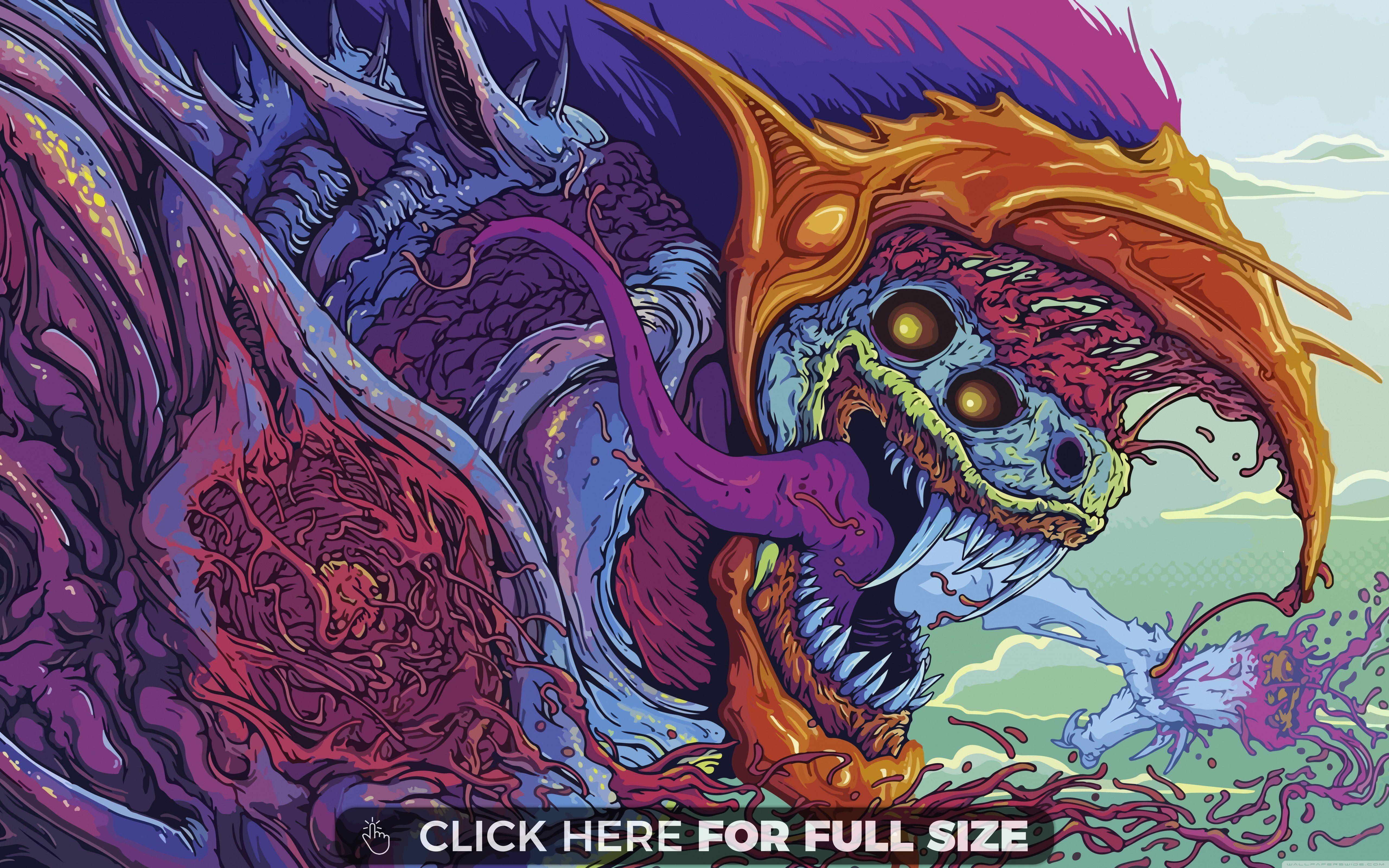 Hyper Beast 4k Wallpaper Hyper Beast Wallpaper Beast Wallpaper Artwork