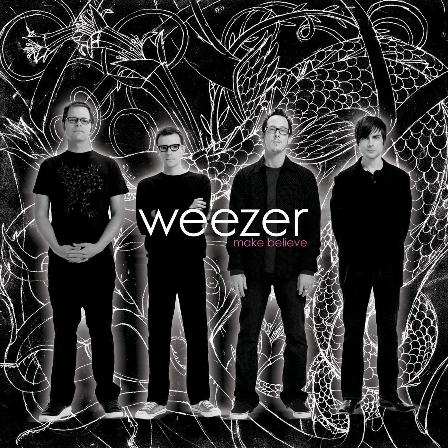 The time A picked me up from Math istep remediation and had gotten me the Weezer cd.