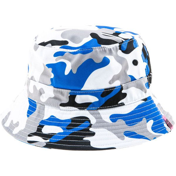 7561198af19 Married to the Mob The Worst Enemy Bucket Hat in Blue Camo