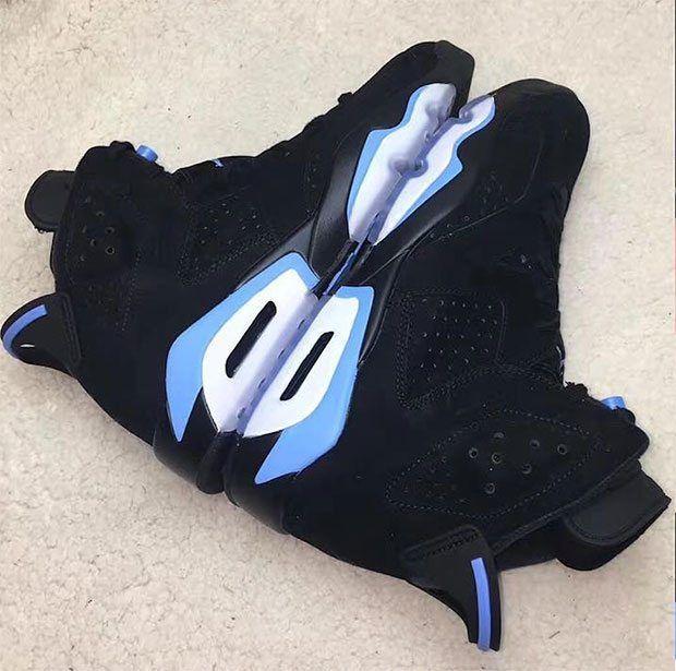 newest ec665 54332 Nike Air Jordan VI UNC