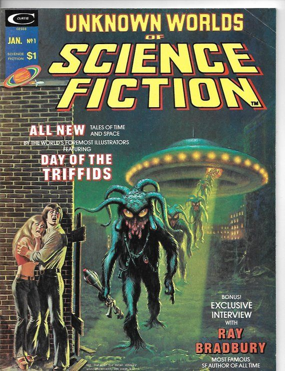 Stan Lee Presents Unknown Worlds Of Science Fiction Vol1 1 Jan
