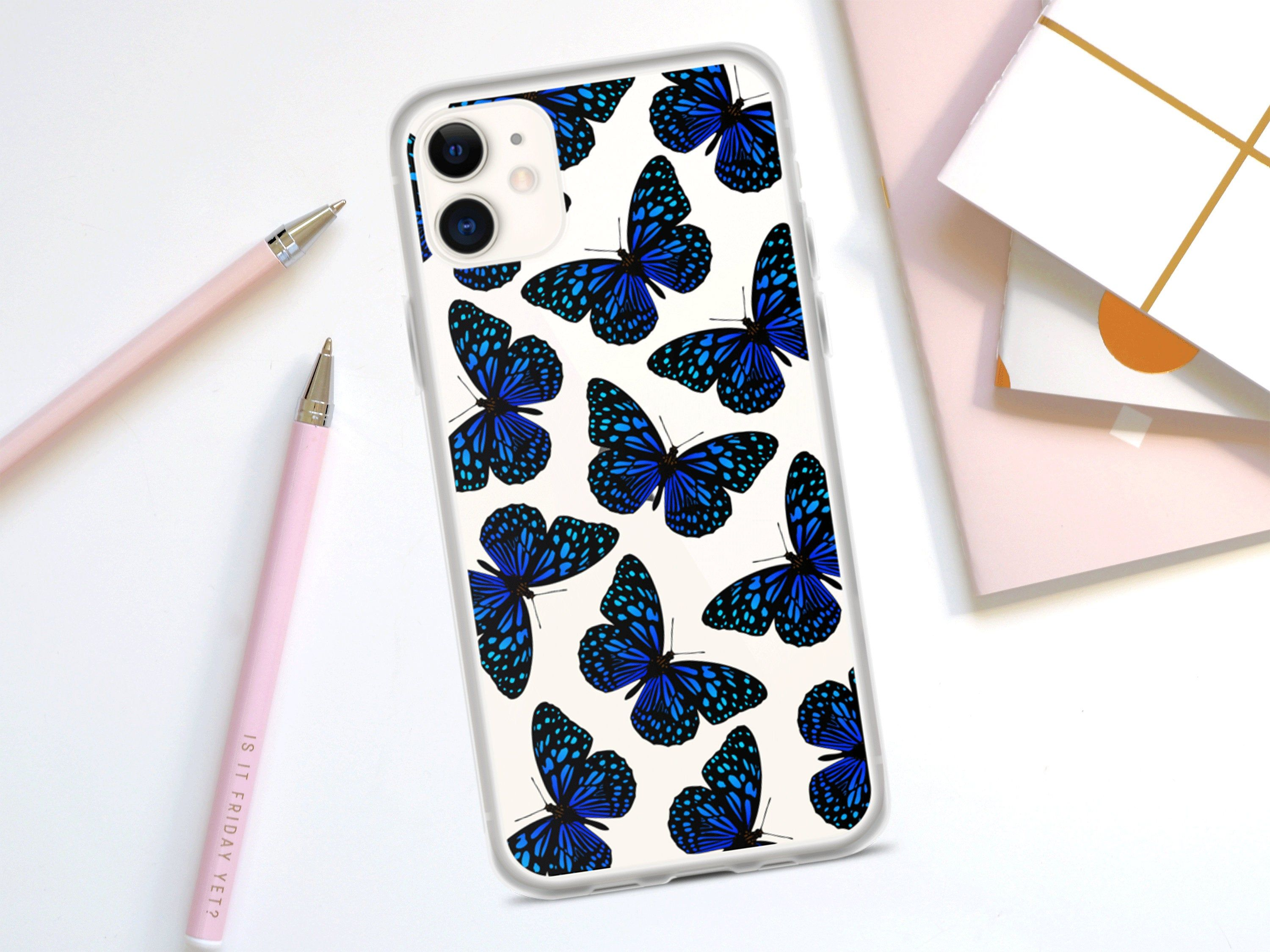 Saleclear Butterfly Iphone Casesiphone 11 Caseiphone 11 Etsy Iphone Phone Cases Iphone Cases Girly Iphone Case