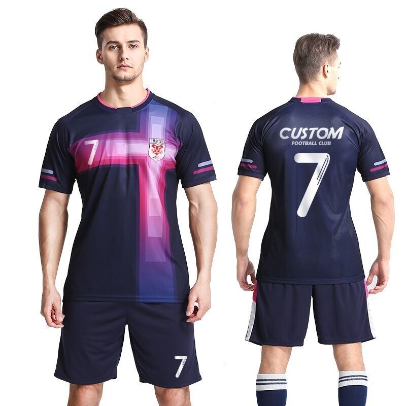 Custom Football Jerseys Adults France Soccer Jerseys