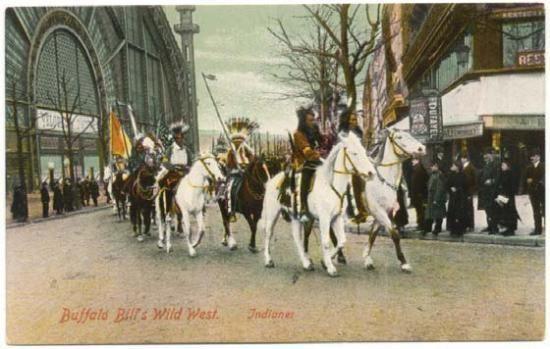 Buffalo Bill Wild West Show Prix