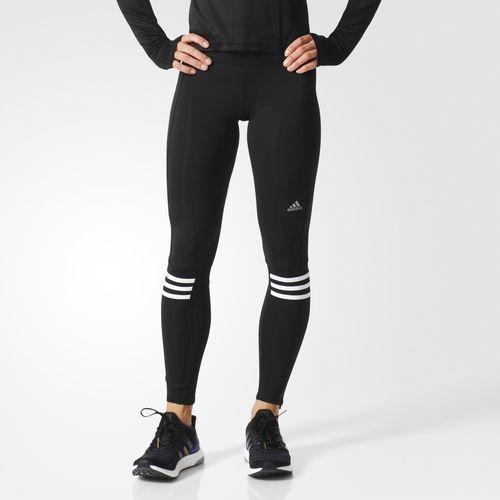 Response Long Tights Black | Active wear | Laufhose