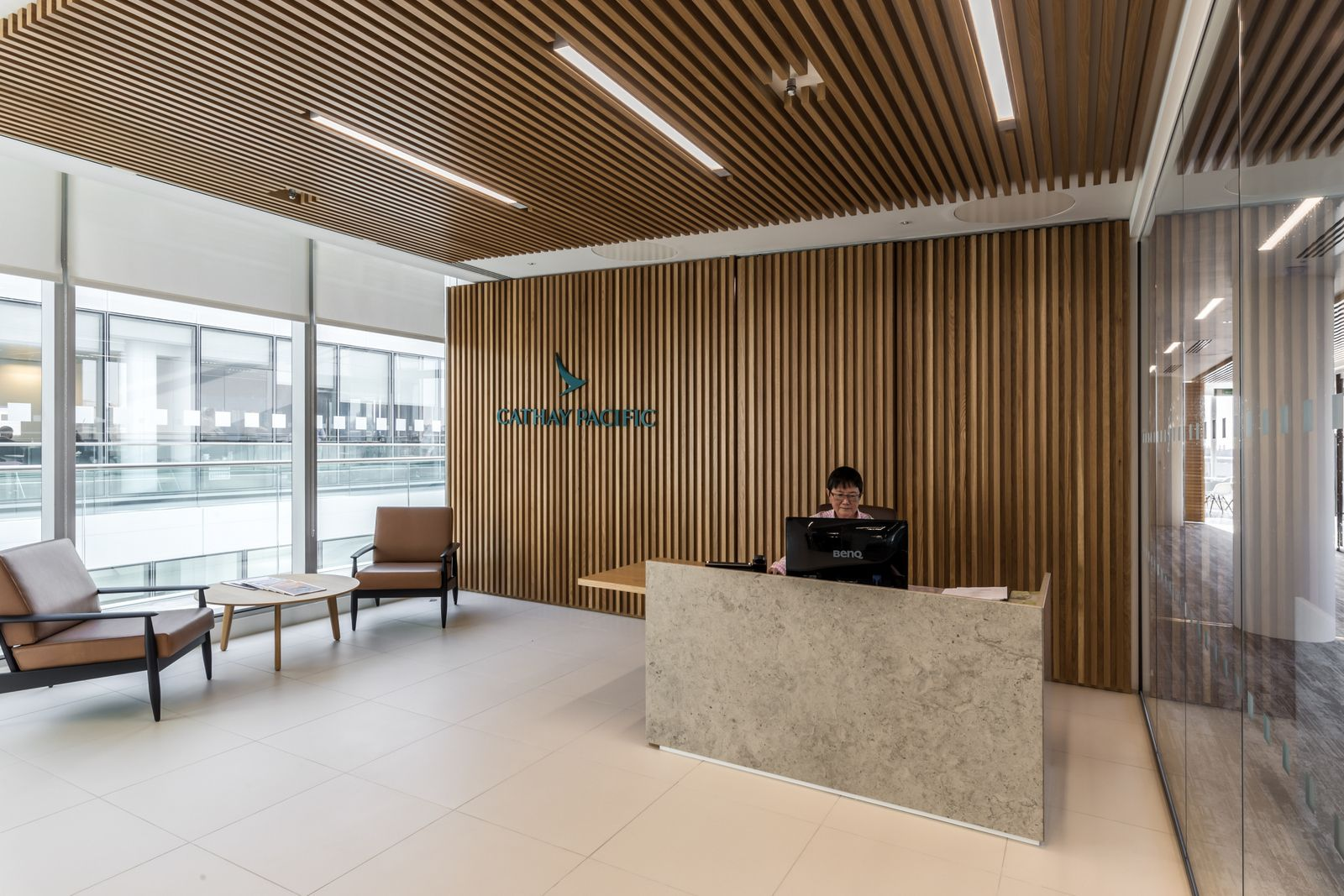 High Quality Office Tour: Cathay Pacific Offices U2013 London