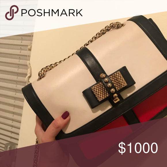 9b61be8e9cb Pre- owned Christian Louboutin Bag 100% authentic. Text me for more ...