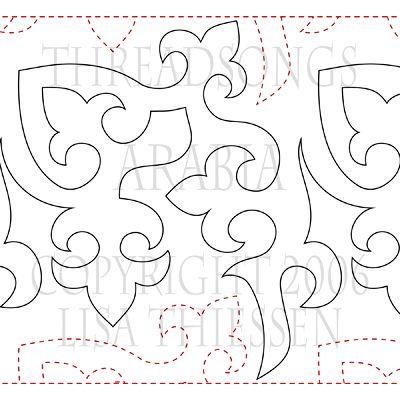 ARABIA   Digital Version   Стежки, Узоры и Иллюстрации