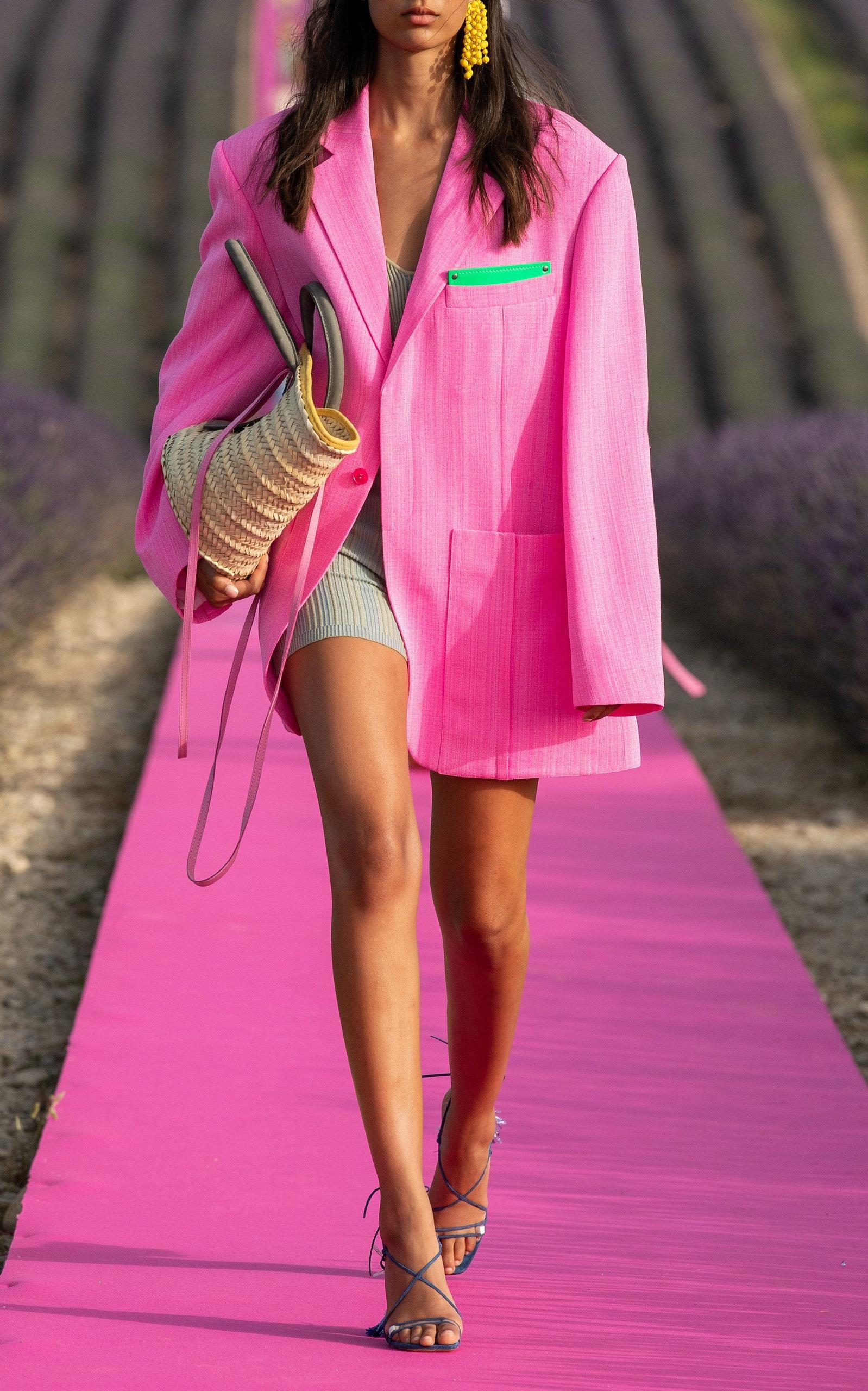 Jacquemus La Veste D'Homme Oversized Menswear Blazer en 2020 ...