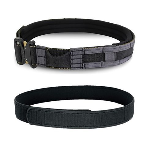 The LIMITED EDITION GREY TYR TACTICAL® GUNFIGHTER BELT KIT