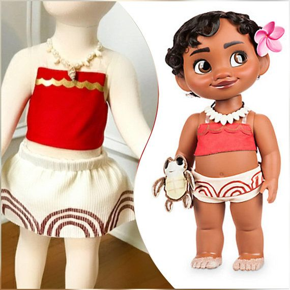 0948144535ebc Baby Moana costume Baby Moana outfit baby Moana 1st birthday baby ...