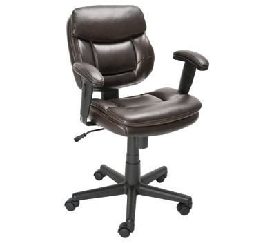 Officemax Zeal Ii Leather Task Chair Home Office Chairs Task Chair Chair