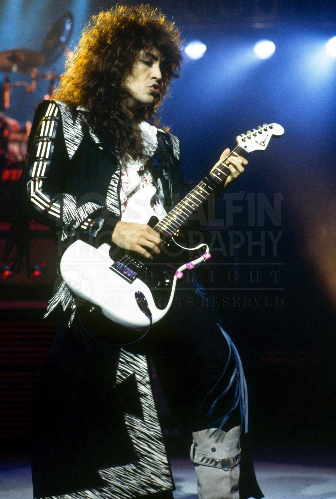 Ross Halfin Photography On Facebook 15 Feb 2015 Happy Birthday To Jake E Lee Photo From The Ultimate Sin Tour 1986 Jake E Lee Judas Priest Music
