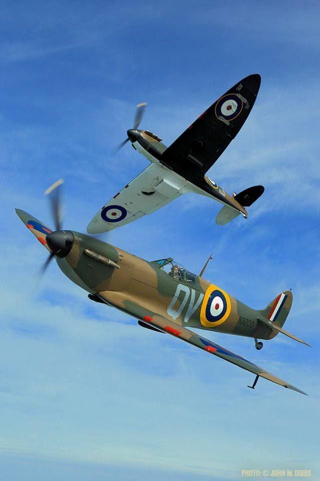 Spitfire Mk  I | Warbirds | Supermarine spitfire, Ww2 planes
