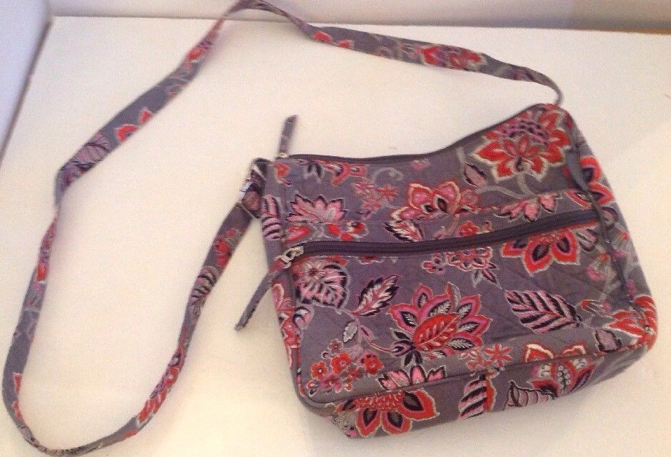 Waverly Inspiration Cloth Purse Handbag