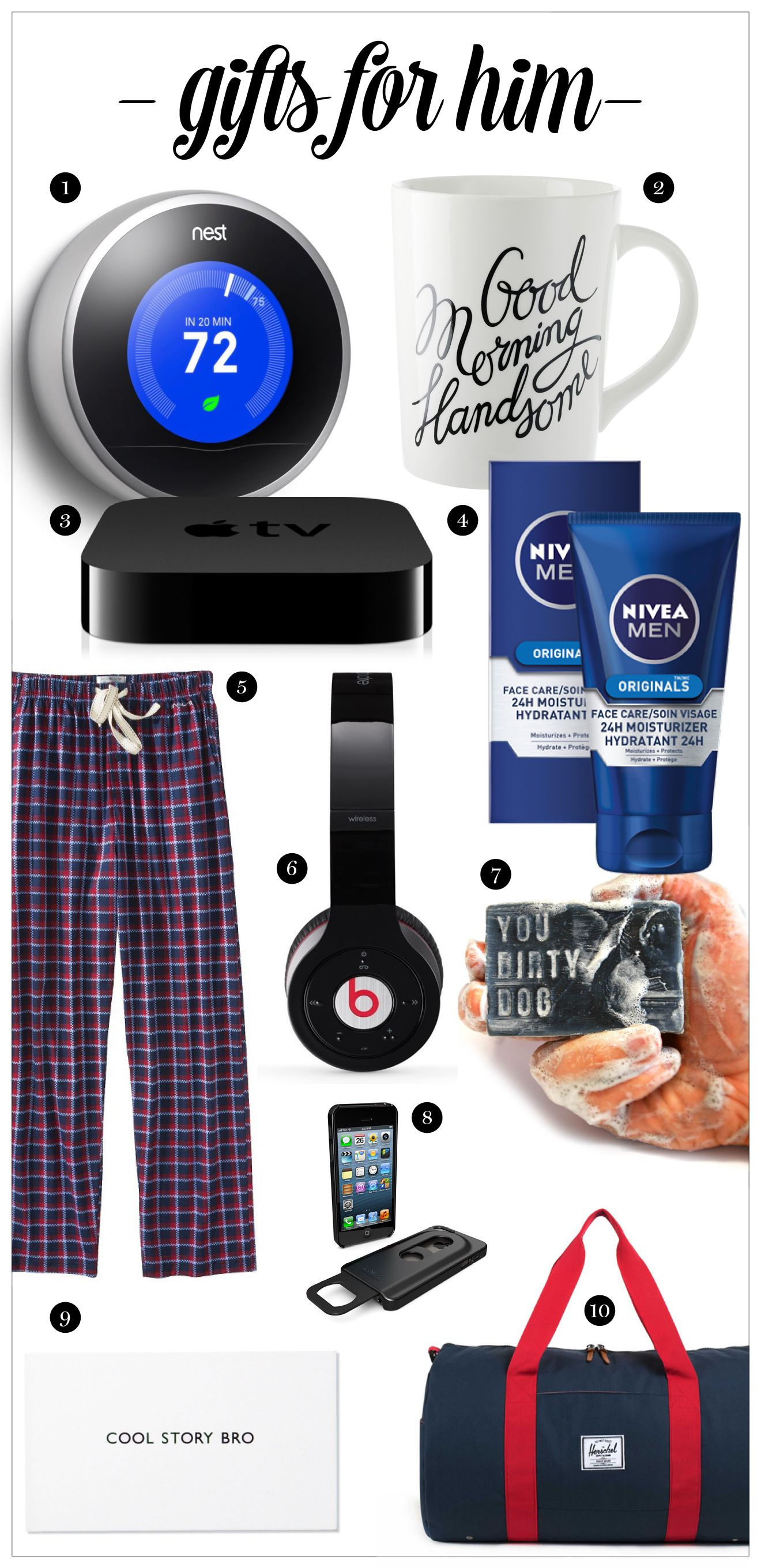 Holiday Gift Ideas For Him Holiday Gifts For Men Xmas Gifts For