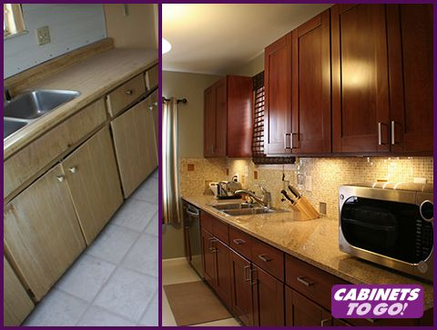 When It Comes To Kitchen Cabinets, There Is Nothing Less Satisfying To The  Eye Than