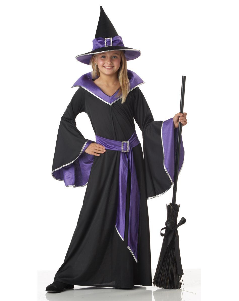 Incantasia Glamor Witch Child Costume - Spirithalloween.com ...