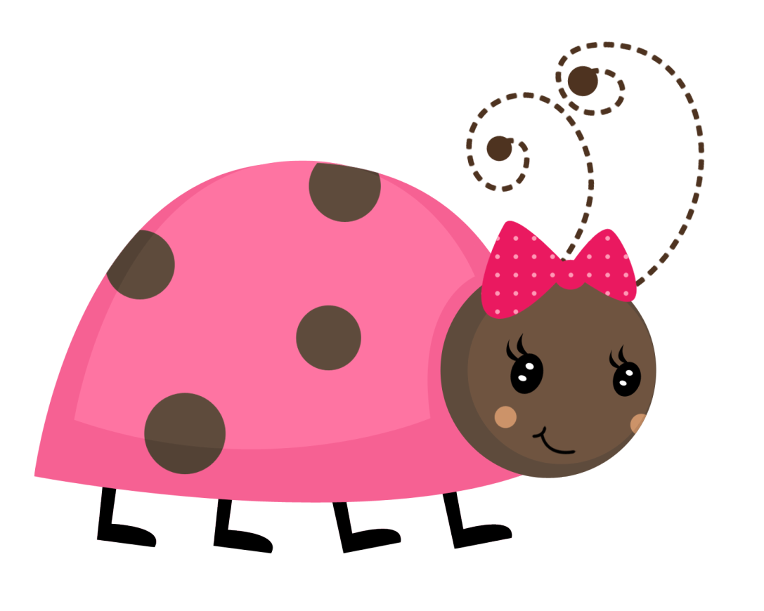 Pink Ladybug | Cute graphics | Pinterest