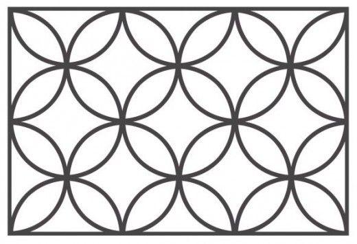 Gambar Motif Batik Yang Simple   Batik Indonesia