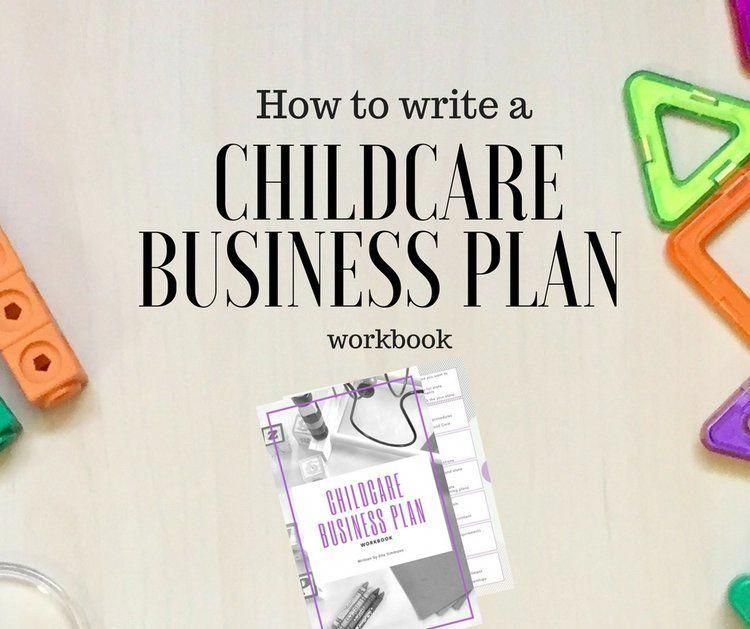 How To Write A Daycare Business Plan Daycarebusinessplan