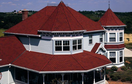 Best Carriage House™ Shingles Color Georgian Brick Ct 400 x 300