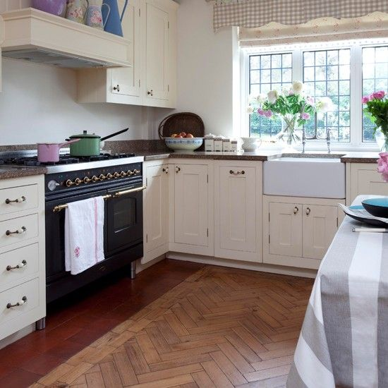 kitchen flooring ideas to give your scheme a new look | window