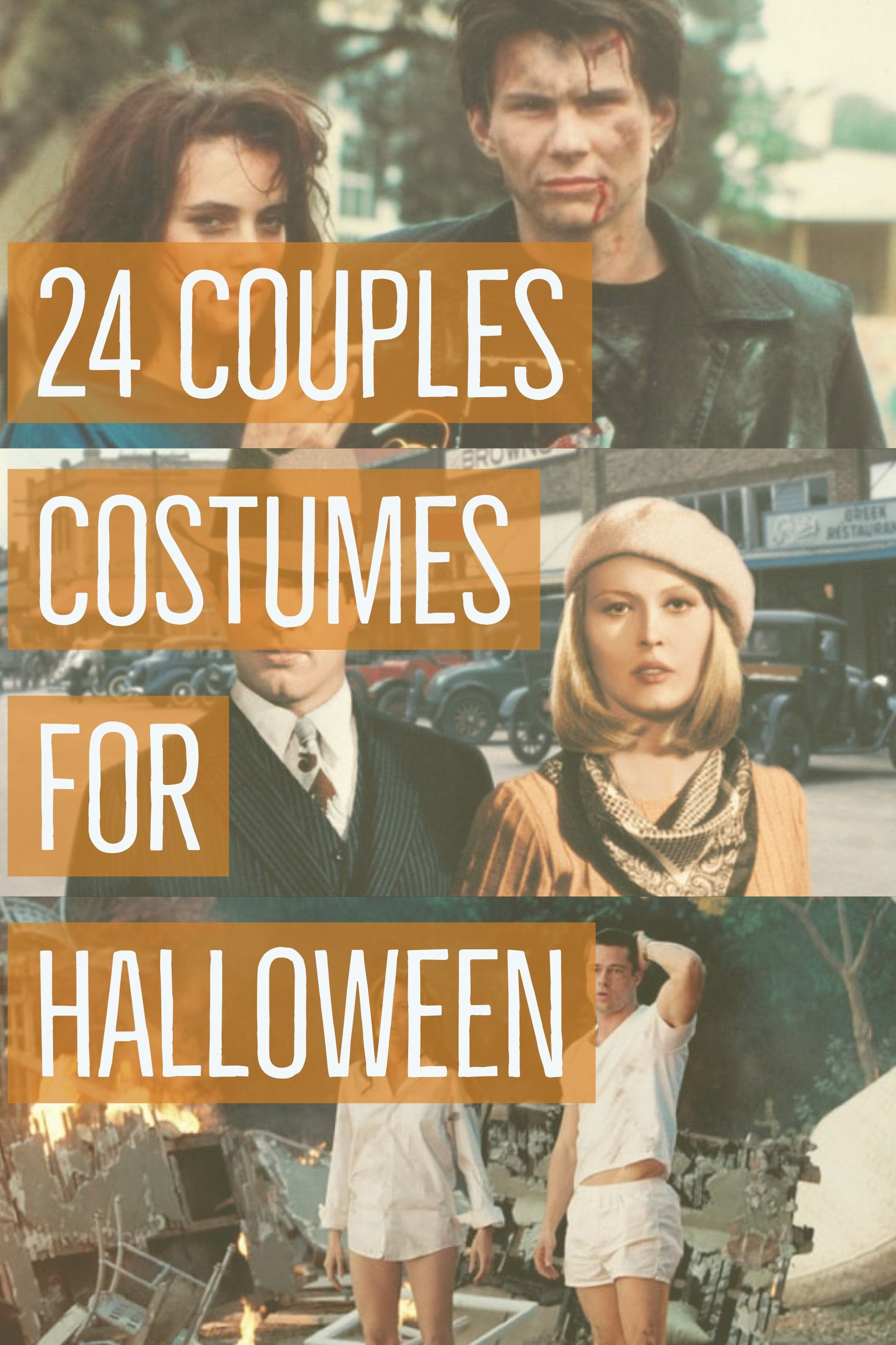 Film Tv Couples Costumes For Halloween