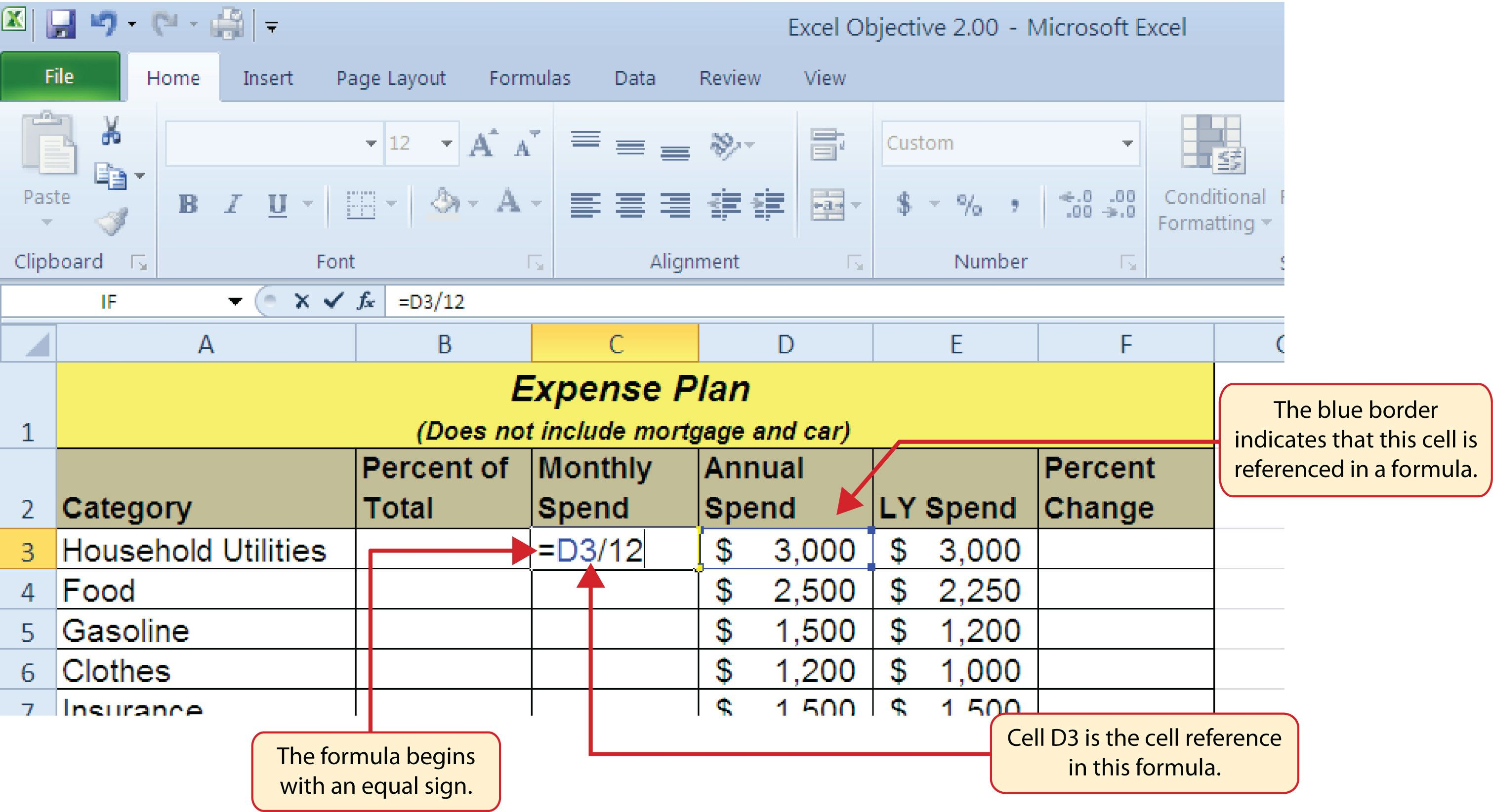 Excel Spreadsheet Formulas If Then Excel Spreadsheets Spreadsheet Excel