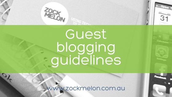 Guest Blogging Guidelines Blogging guidelines, Guest