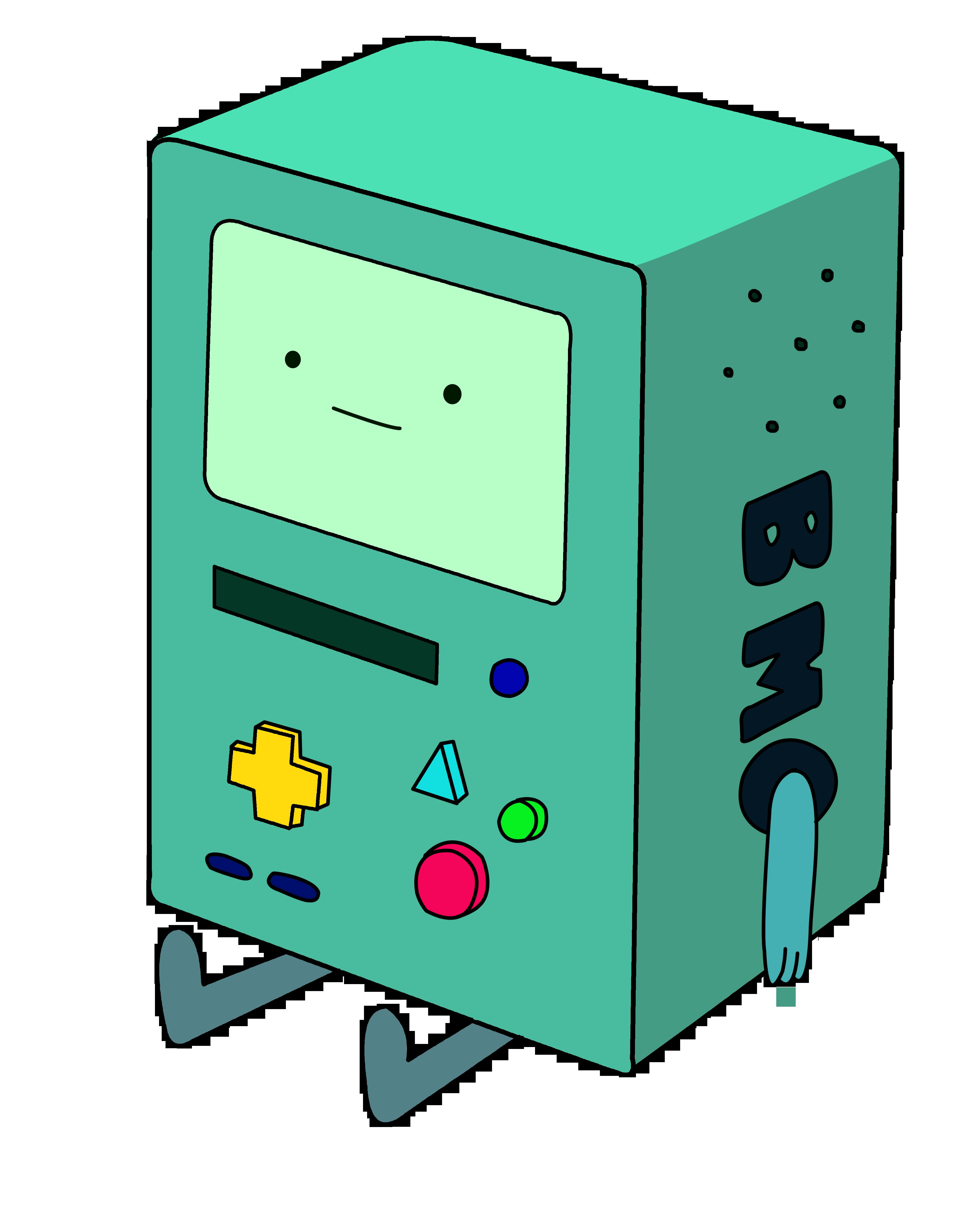Bmo Favourites By Hitmonchanman On Deviantart Bmo Adventure Time Adventure