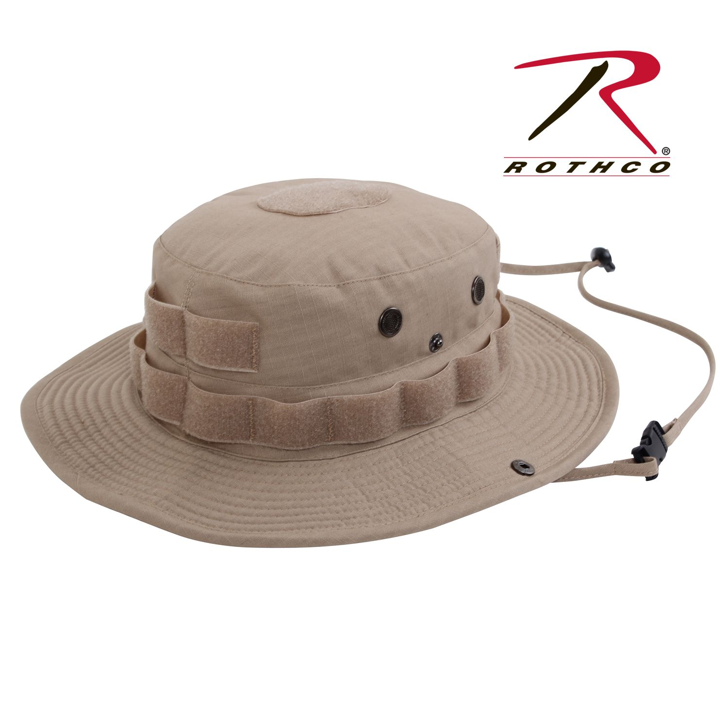 7099763a2ec Rothco Tan Tactical Boonie Hat