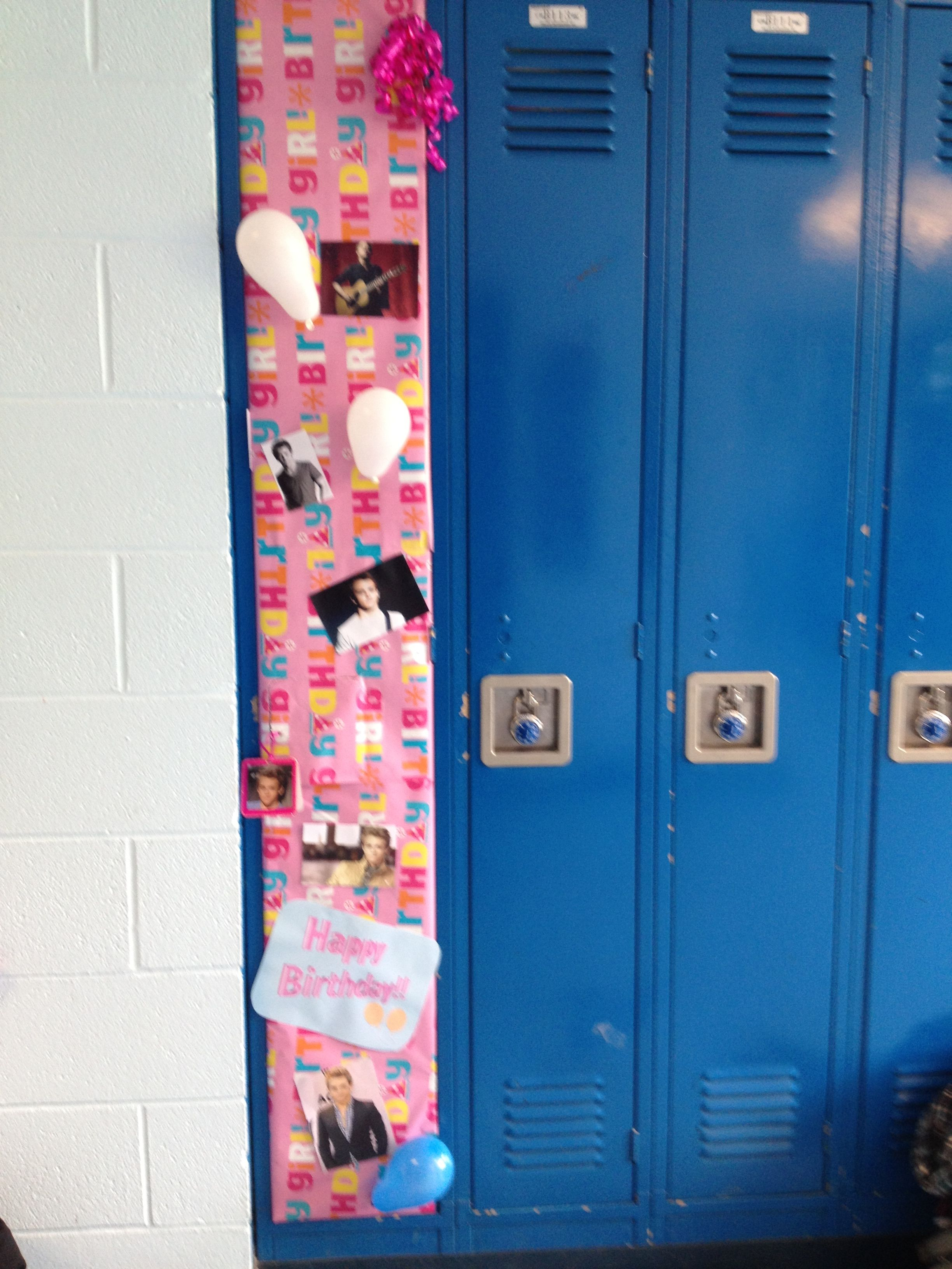 What pranks can I play on lockers in high school? | Yahoo ...