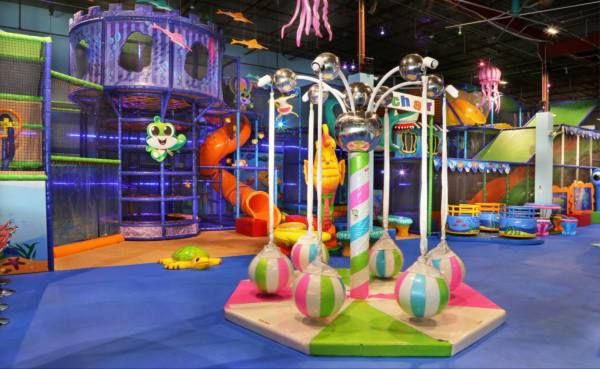 E Indoor Activity Center For Toddlers Play Gym Places Me Childrens Garden Area Ideas