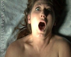 orgasm Beautifull agony