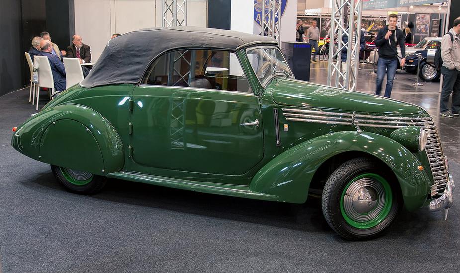 1939 Fiat 508 C Nuova Balilla 1100 cabriolet by Viotti | Art Deco ...