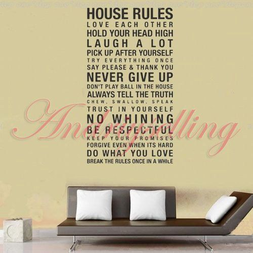Charming Wall Decor With Words Photos - Wall Art Design ...
